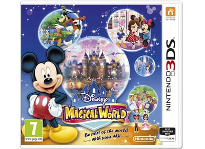 Disney Magical World - 3DS/2DS Game gaming   παιχνίδια ανά κονσόλα   3ds 2ds