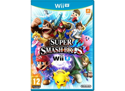 Super Smash Bros - Wii U Game