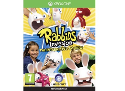 Rabbids Invasion: The Interactive TV Show - Xbox One Game