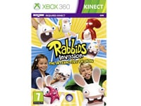 Rabbids Invasion: The Interactive TV Show - Xbox 360 Game
