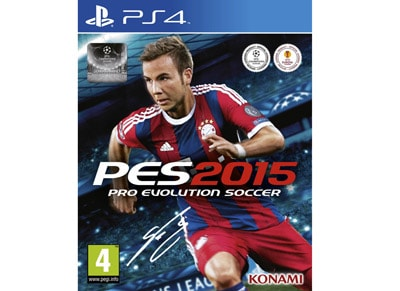 Pro Evolution Soccer 2015 - PS4 Game