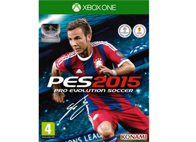 Pro Evolution Soccer 2015 - Xbox One Game