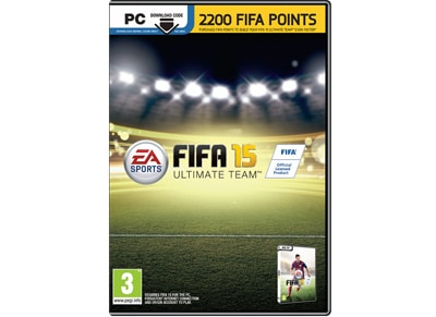 FIFA 15 2200 FUT Points DLC - PC