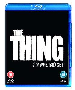 THE THING/THE THING (2011) [BLU RAY]