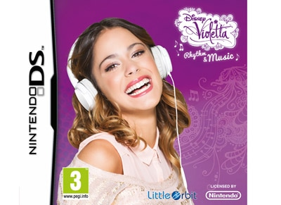 Violetta: Rhythm & Music - DS Game