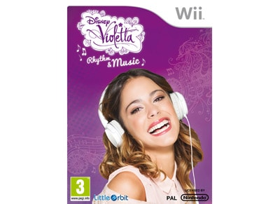 Violetta: Rhythm & Music - Wii Game