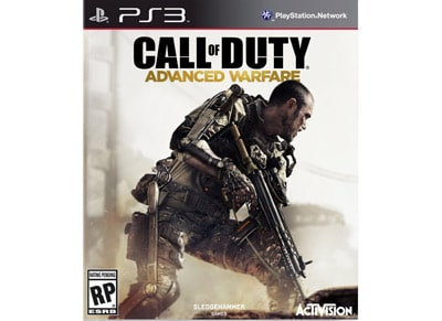 Call of Duty: Advanced Warfare – PS3 Game