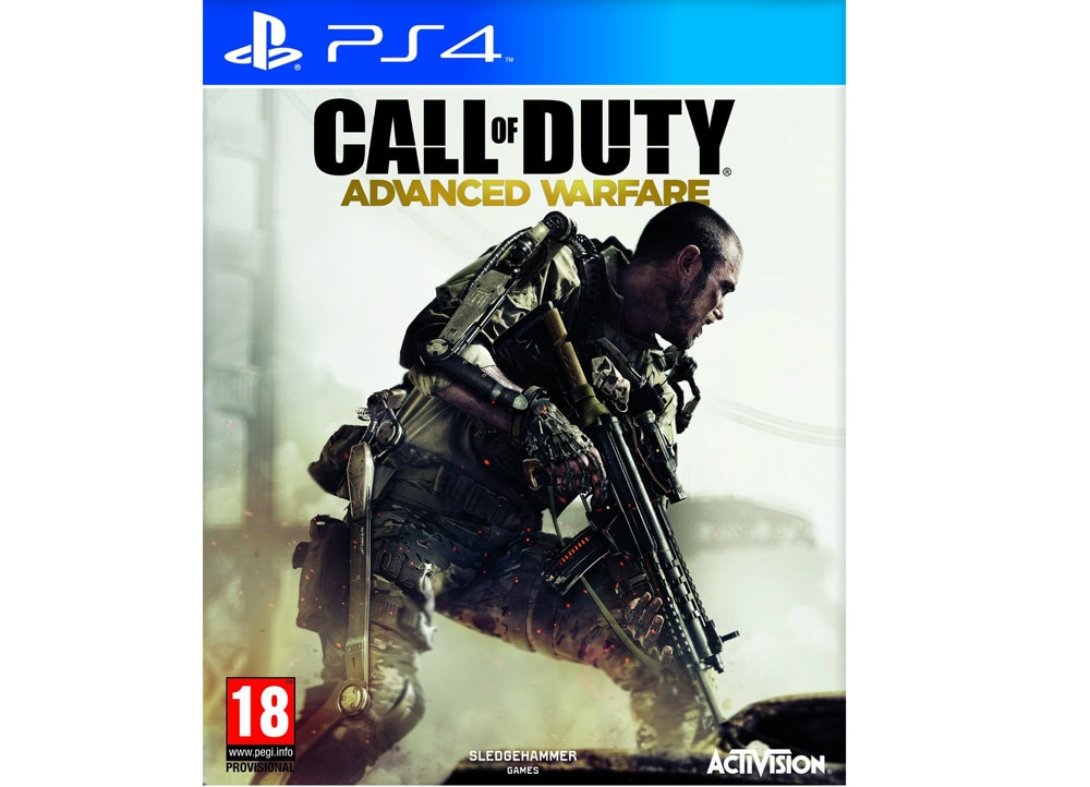 Call of Duty: Advanced Warfare - PS4 Game