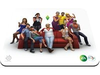 Gaming Mousepad SteelSeries QcK The Sims 4 Edition