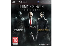 Ultimate Stealth Pack (Thief & Hitman Absolution & Deux Ex) - PS3 Game