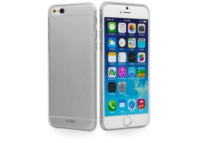 Θήκη iPhone 6/6S Plus - SBS Crystal Cover TECRYSTIP655T Διαφανές