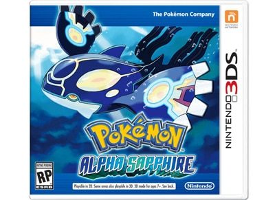 Pokemon Alpha Sapphire - 3DS/2DS Game