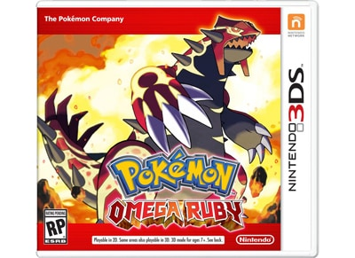 Pokemon Omega Ruby – 3DS/2DS Game
