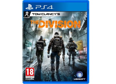 Tom Clancy's The Division - PS4 Game