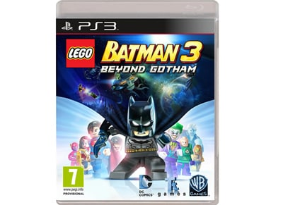 LEGO Batman 3 Beyond Gotham - PS3 Game