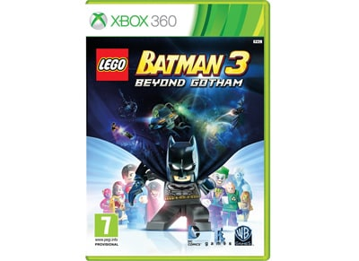 LEGO Batman 3 Beyond Gotham – Xbox 360 Game