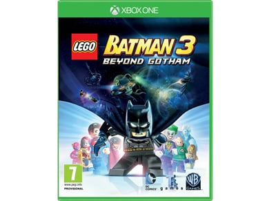 LEGO Batman 3 Beyond Gotham - Xbox One Game gaming   παιχνίδια ανά κονσόλα   xbox one