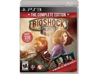 Bioshock Infinite Complete Edition - PS3 Game