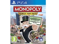 Monopoly Family Fun Pack (Deluxe) - PS4 Game