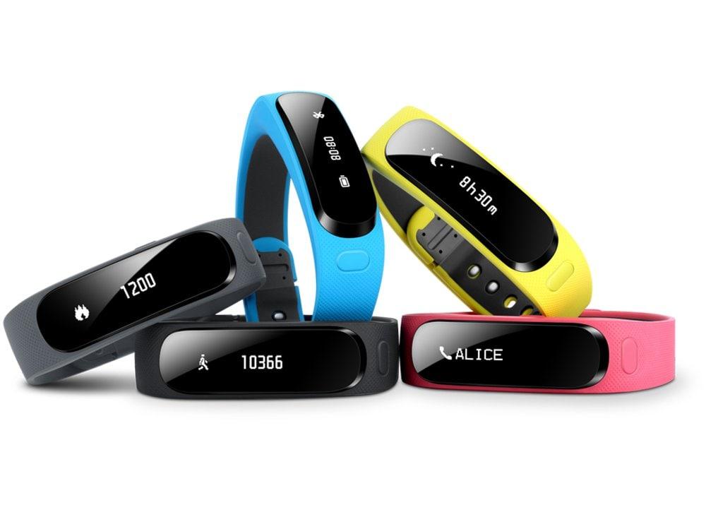 SmartWatch Huawei Talkband B1 L 11012221 Γκρι