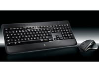 Logitech Wireless Desktop MX800 - Ασύρματο - Μαύρο