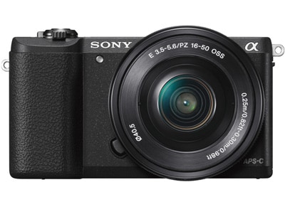 Mirrorless Camera Sony α5100 Kit 16-50MM - Μαύρο