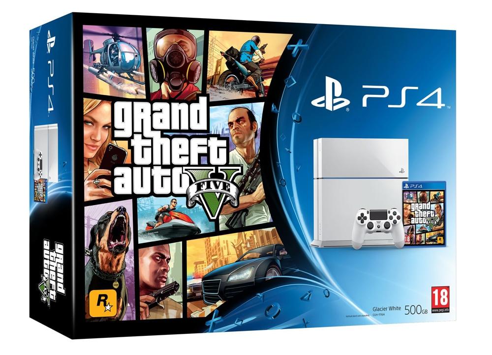 To GTA V έφτασε σε PS4 και Xbox One!