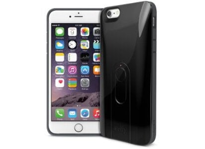 Θήκη iPhone 6/6S Plus - iLuv Selfy Case AI6PSELFBK Μαύρο