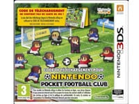 Nintendo Pocket Football Club (Code in a Box) - 3DS/2DS Game