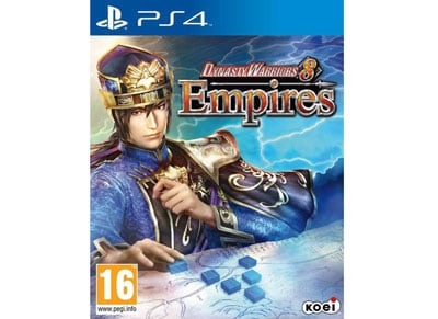 Dynasty Warriors 8 Empires - PS4 Game