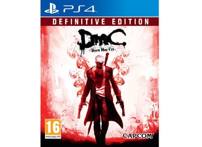 DmC Devil May Cry - Definitive Edition - PS4 Game