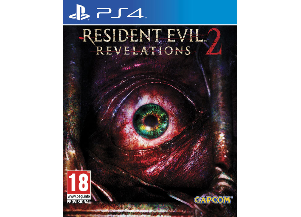 Resident Evil Revelations 2 - PS4 Game