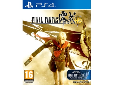 Final Fantasy HD Type 0 - PS4 Game