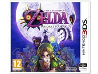 The Legend of Zelda: Majora's Mask 3D - 3DS/2DS Game