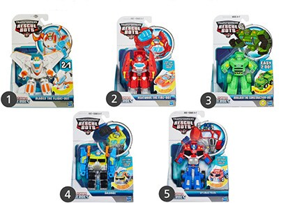 Transformers Rescue Bots Rescan (1 τεμάχιο)