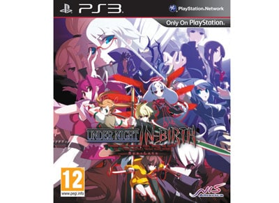 Under Night In-Birth EXE: Late - PS3 Game