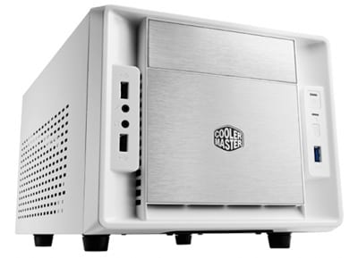 Cooler Master Elite 120 Advanced White (RC-120A-WWN1) - Κουτί υπολογιστή Mini-ITX