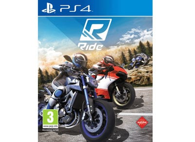 Ride - PS4 Game