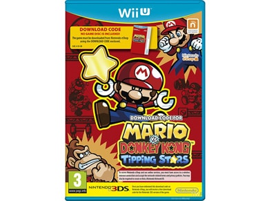 Mario vs Donkey Kong: Tipping Stars - Wii U Game