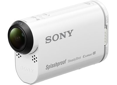 Action Camera Sony Full HD LiveView WiFi GPS NFC HDRAS200VB