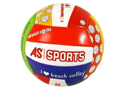 Μπάλα Beach Volley I Love Beach Volley Δερμάτινη