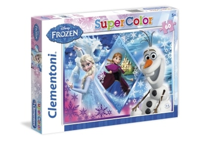Παζλ Frozen Hope for the Kingdom Super Color Disney (60 Κομμάτια)