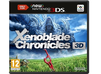 Xenoblade Chronicles 3D - New Nintendo 3DS/2DS Game gaming   παιχνίδια ανά κονσόλα   3ds 2ds