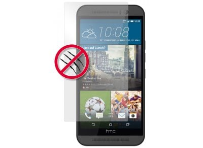 Μεμβράνη οθόνης HTC One M9 - Puro Standard Screen Protector - 2 τεμ