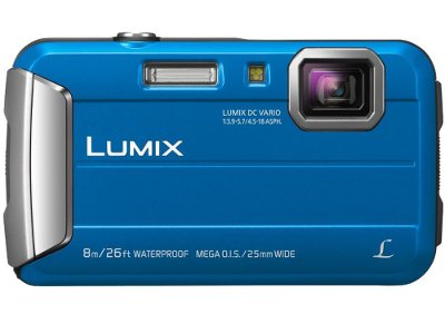 Compact Panasonic Lumix DMC FT30EG A Μπλε