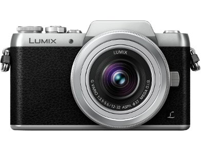 Camera Panasonic Lumix DMC-GF7KEG-S - Μαύρο