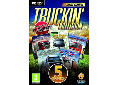 Truckin' Collection - PC Game & Δώρο T-shirt
