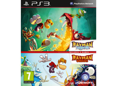 Rayman Legends & Origins Bundle - PS3 Game
