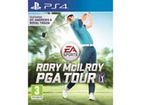 Rory McIlroy PGA Tour - PS4 Game