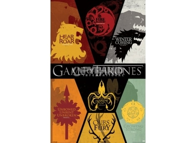 GAME OF THRONES[POSTER]